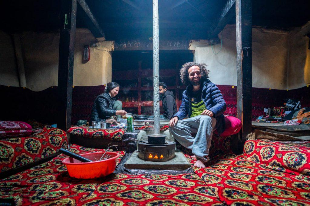 Local homestay in Passu - Hunza - Gilgit Baltistan