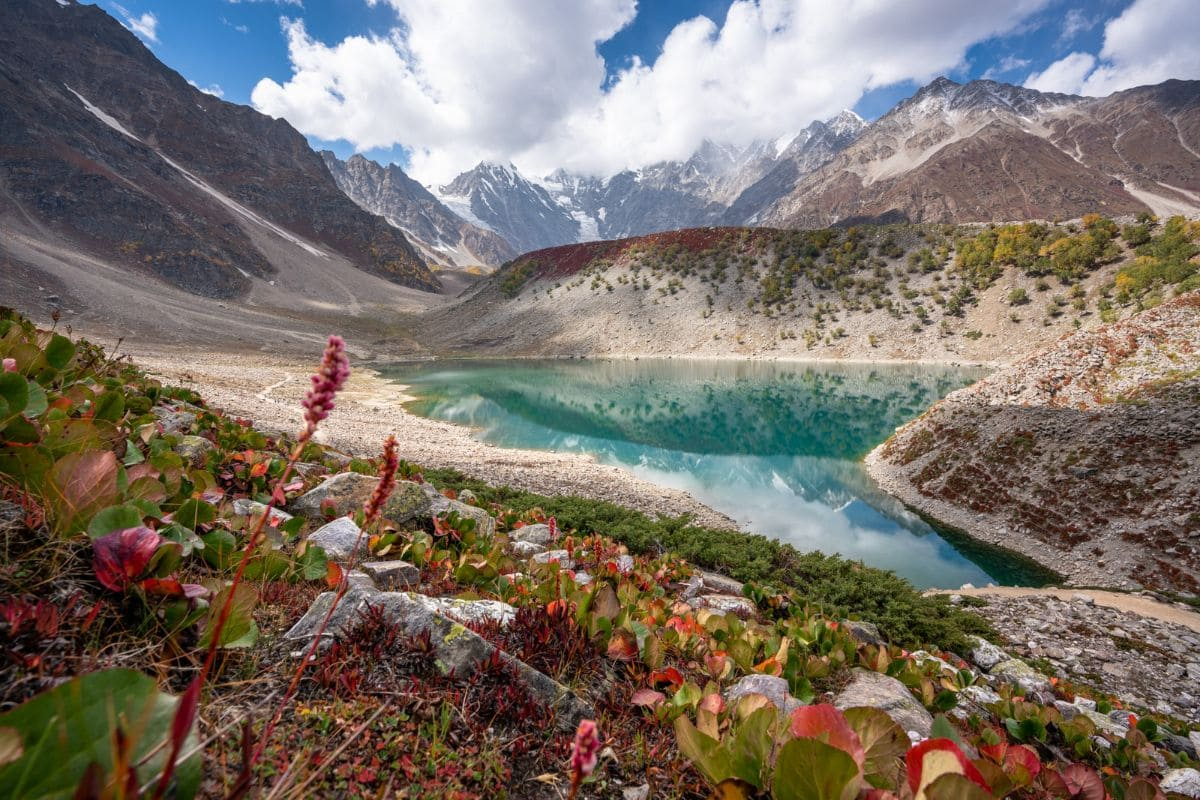 Rama lake in Astore Gilgit Baltistan