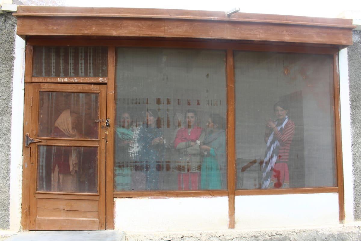 local women Hunza