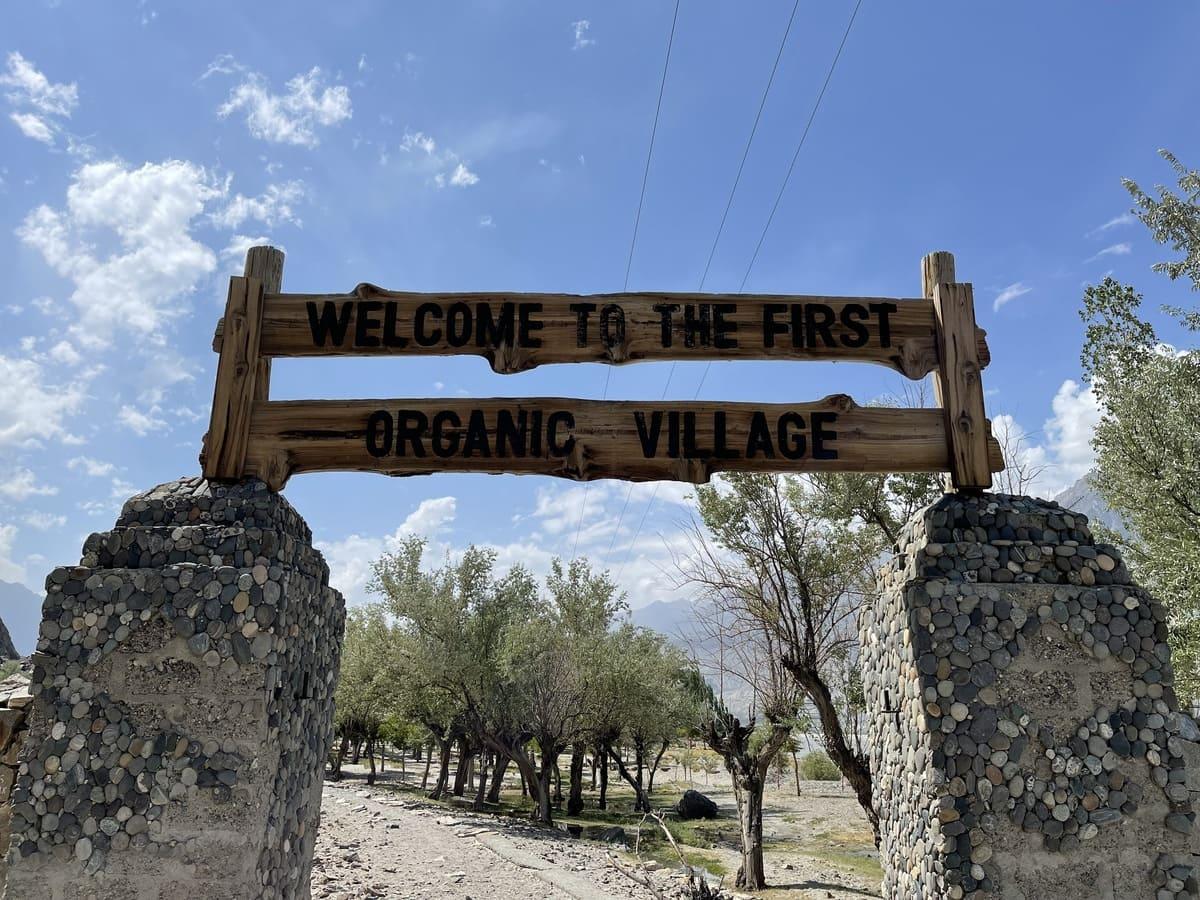 organic village Skardu 16