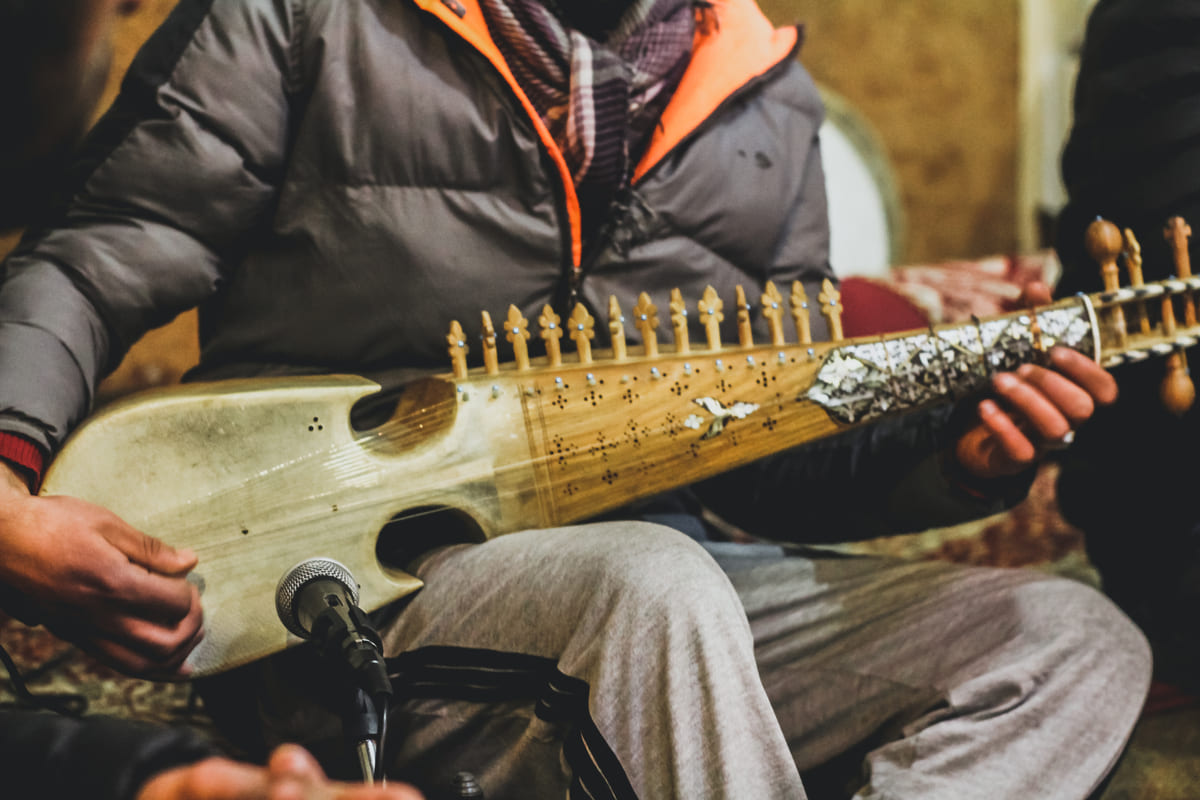 rubaab music Hunza
